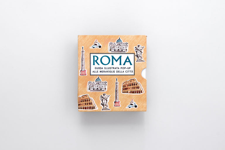 Roma: Guida Illustrata (Pop-up)