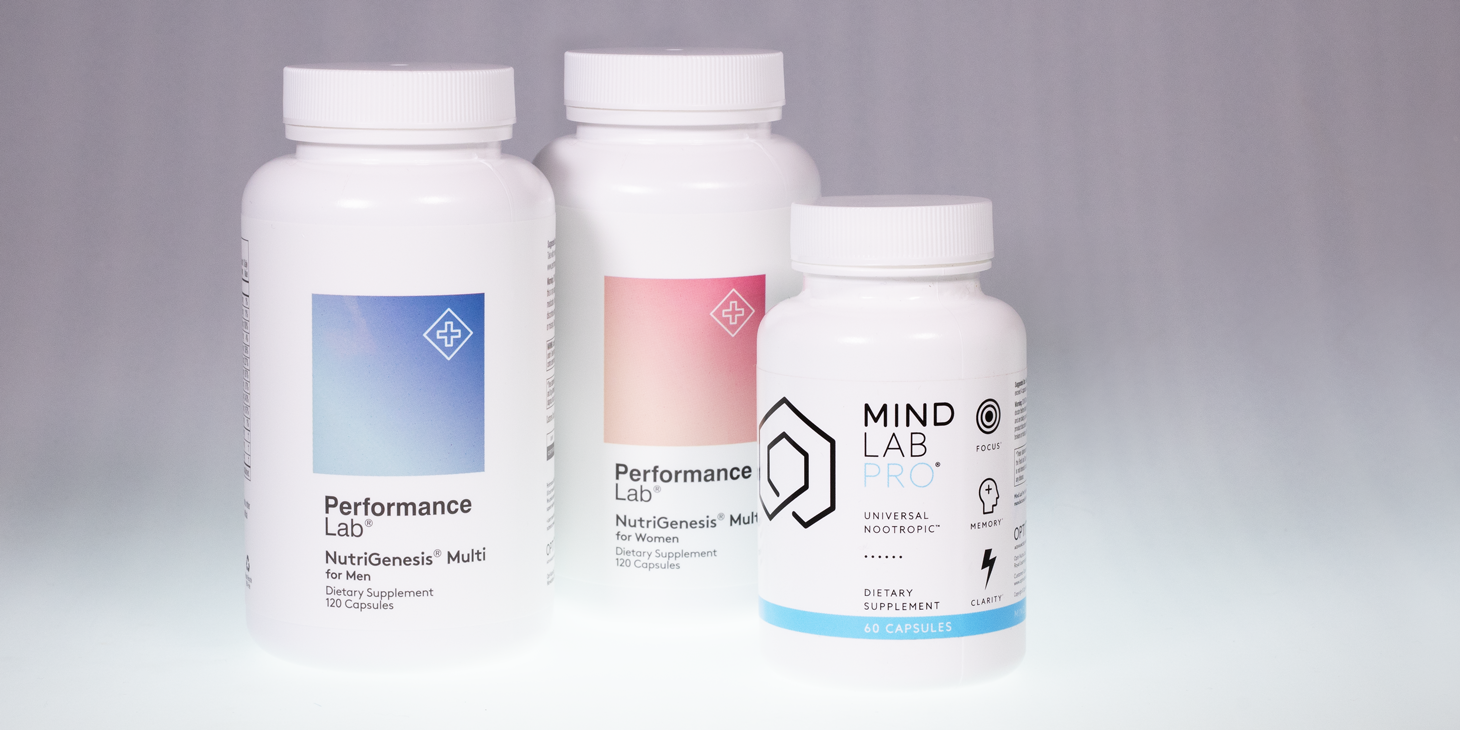 Mind Lab Pro and Performance Lab Multi