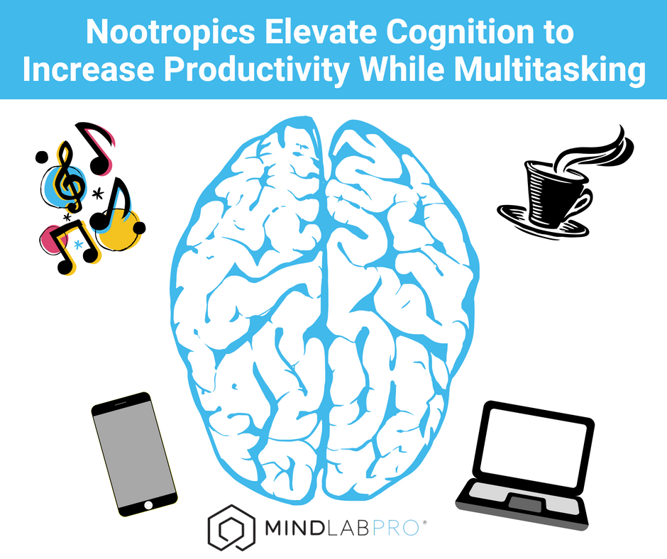 nootropics for multitasking can help boost productivity