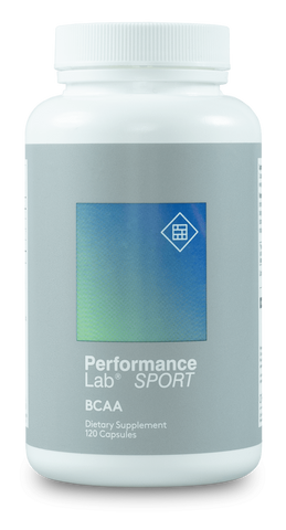 Performance Lab BCAA bottle