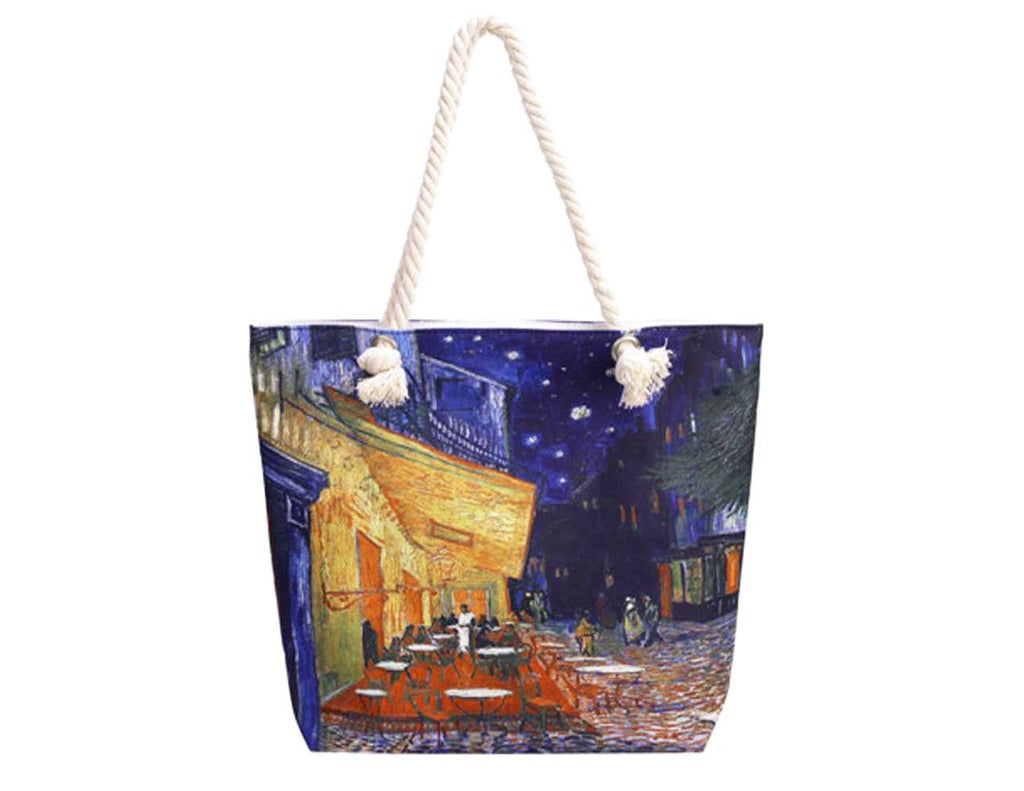 Timmy Woods Multi Print Tote Bag