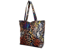 Timmy Woods Animal Print Tote Bag