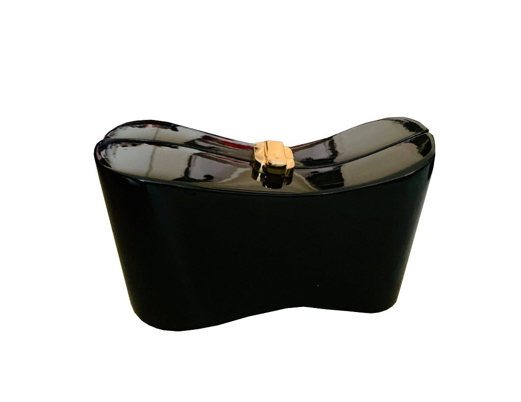 Timmy Woods Betta II - Black Handbag