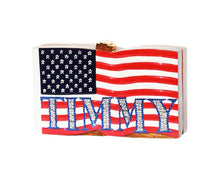 CUSTOMIZED - US FLAG