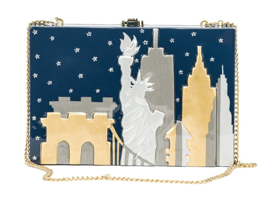 New York Hand Bag