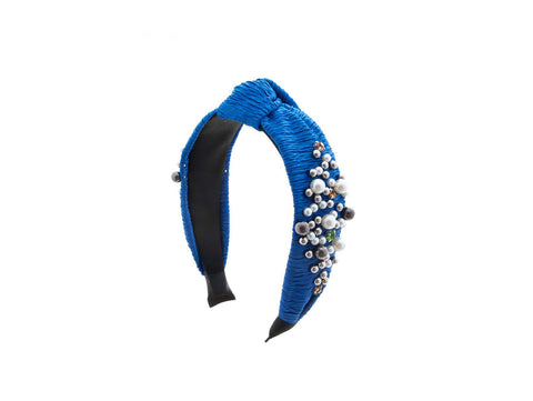 HB12 Royal Blue Headband