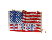 USA Flag Trump Bag - Limited Edition