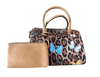 Timmy Woods Beverly Hills Ciarra Shoulder Tote