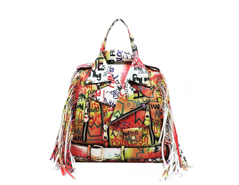 Max Graffiti Backpack
