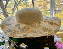 Timmy Woods Sunflowers Hat