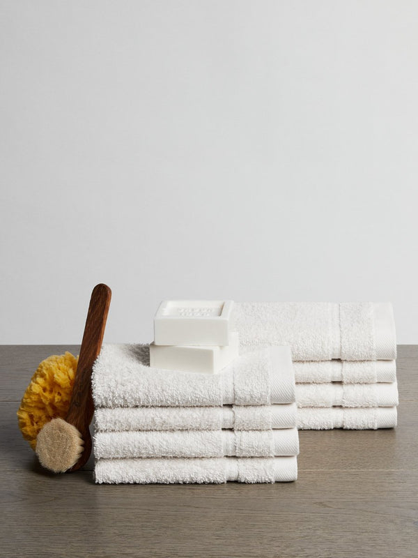 Bath Wash Cloth Set