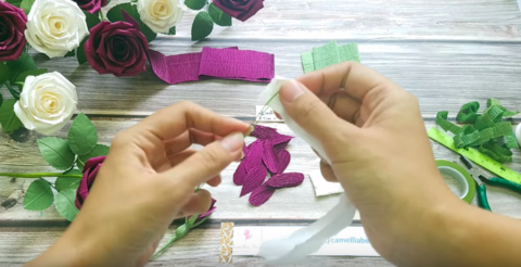 Paper-Rose-Bud-How-To-Make
