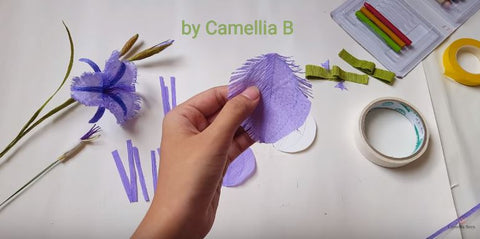 paper-australian-lily-easy-to-make