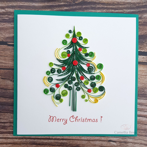 quilling-card