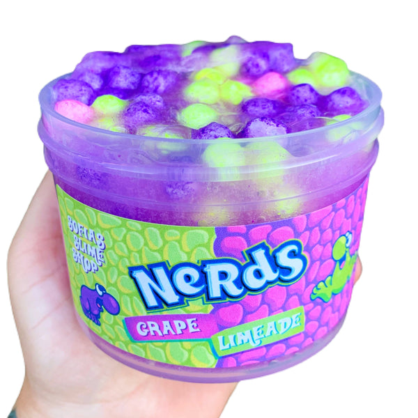 Grape Limeade Nerds