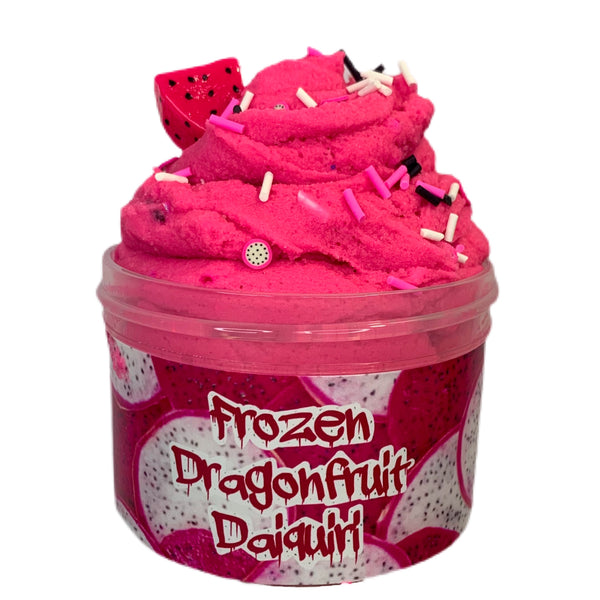 Frozen Dragonfruit Daiquiri