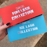 FIRE AND ICE LASH COLLECTION!