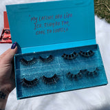 ICE LASH COLLECTION