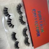 FIRE LASH COLLECTION