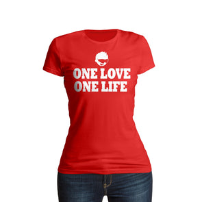 Shurtzee - One Love One Life Women's T-Shirt