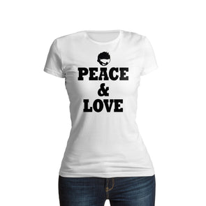 Shurtzee - Peace & Love Women's T-Shirt