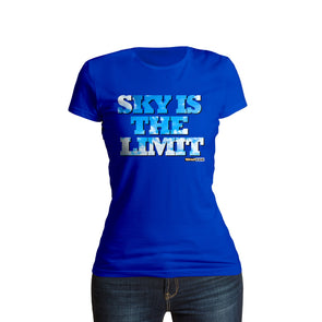Shurtzee - Sky Is The Limit Women's T-Shirt