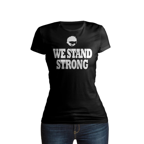 Shurtzee - We Stand Strong Women's T-Shirt