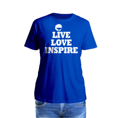 Shurtzee - Live Love Inspire Men's T-Shirt