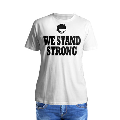 Shurtzee - We Stand Strong Men's T-Shirt
