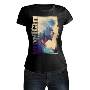 Midnight Women's Forest T-Shirt