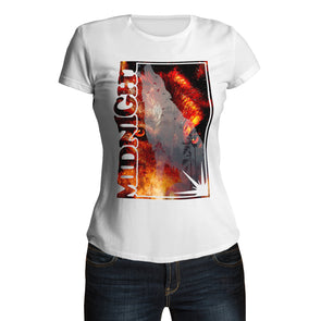 Midnight Women's Wolf T-Shirt