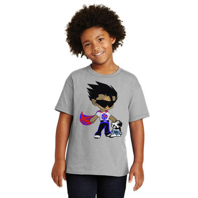 Trip & Shy Animated Kid's T-Shirt