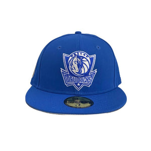 Dallas Mavericks x Kicking It ATX NE Fitted