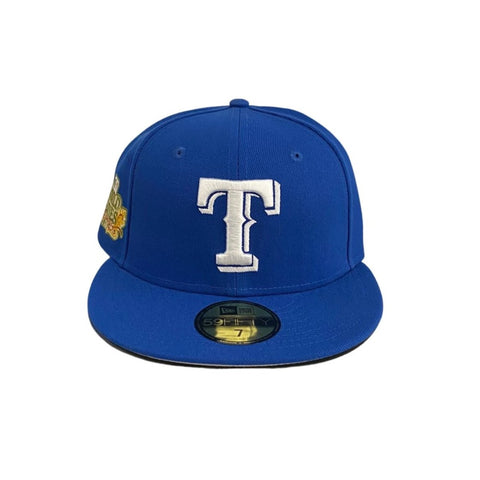 Texas Rangers x Kicking It ATX NE Fitted