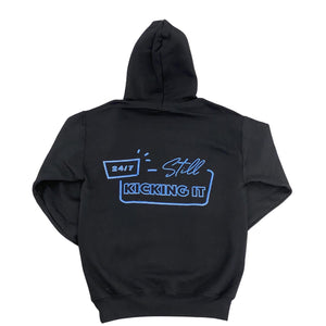 Still Kicking It Hoodie