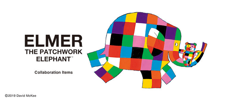 Elmer the Patchwork Elephant is a series of picture books by British writer David McKee. They are about Elmer, who is a very playful and energetic Patchwork Elephant and we have used him and his friends directly from the book for a series of colorful tees and dresses.[ssorder:-20190528]