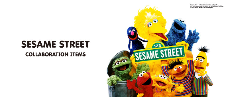Sesame Workshop is the non-profit educational organization behind Sesame Street. It has been broadcasted in over 160 countries and regions since its birth in 1969. You will enjoy this collection including adorable characters, as Elmo, Big Bird, Cookie Monster, Oscar, and Glover.[ssorder:-20200407]