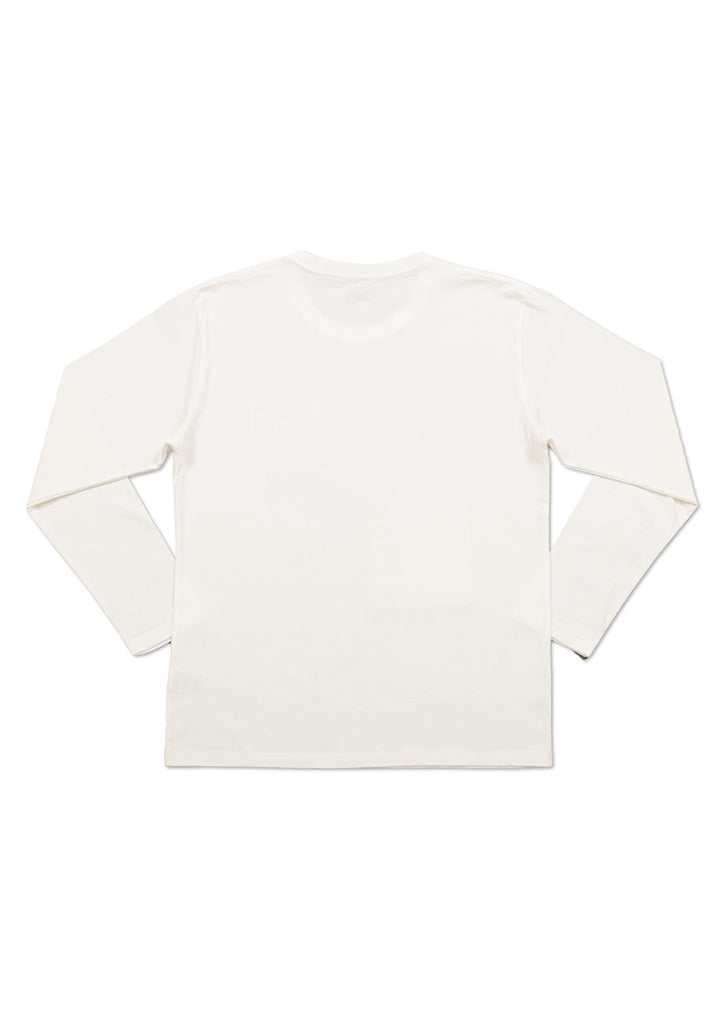 Photo Patchwork Long Sleeve Tee (Street Corner Landscape)