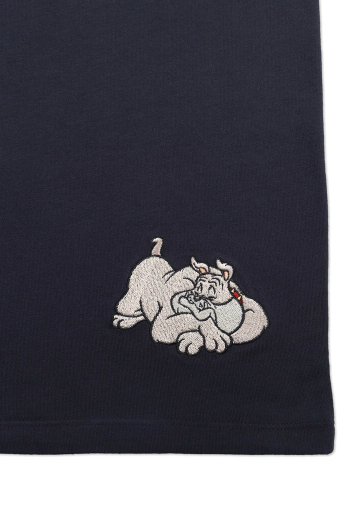 Tom and Jerry Long Sleeve Tee (Tom and Jerry_Painting)