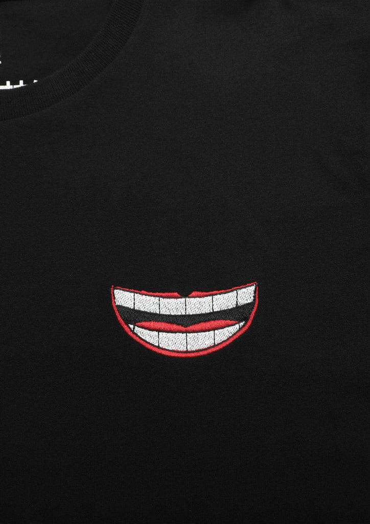 Long Sleeve Tee (The Laughing Salesman_Laugh Laugh Laugh)