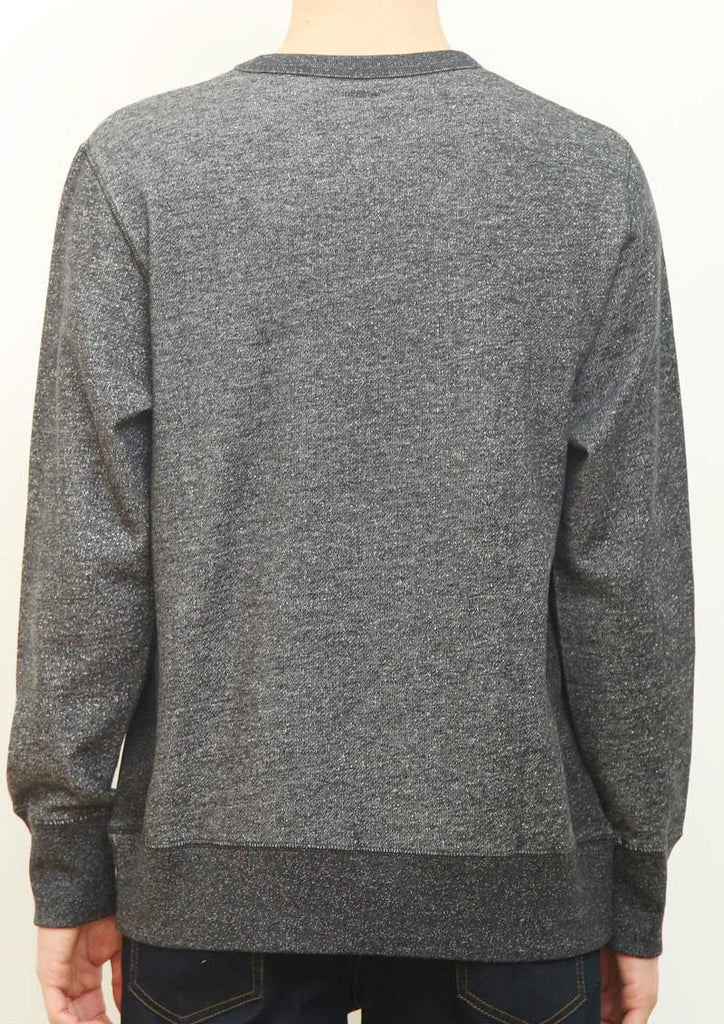 Vintage Long Sleeve Sweat (College Control Bear)