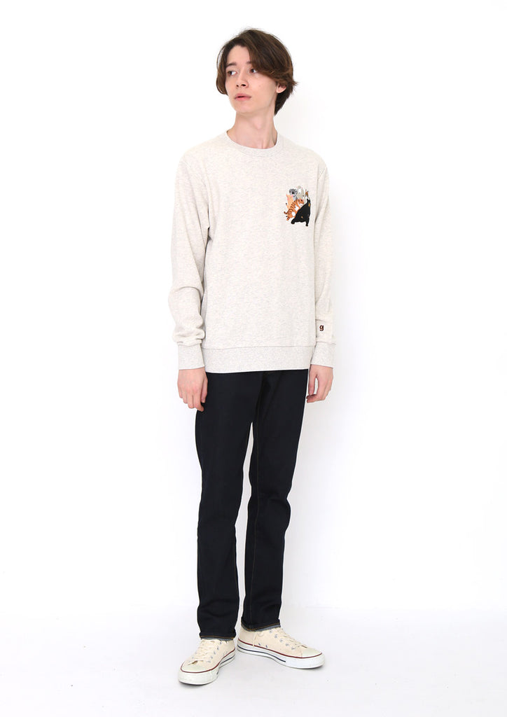 Long Sleeve Sweat (Chu Chu Animals)