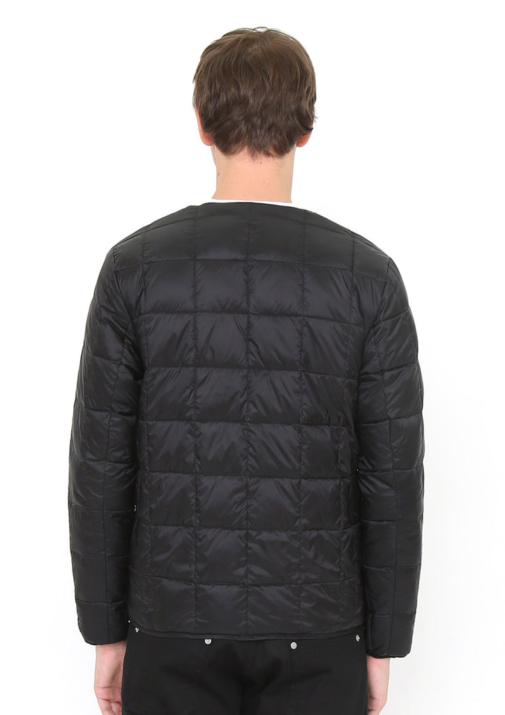 Reversible Inner Down Jacket (Sparkling BS Pattern )
