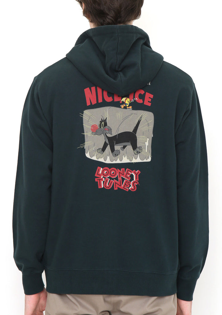 Looney Tunes Long Sleeve Zip Parka (Looney Tunes_Nice on Ice)