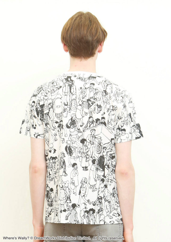 Department Store (Wheres Wally Short Sleeve Tee C)