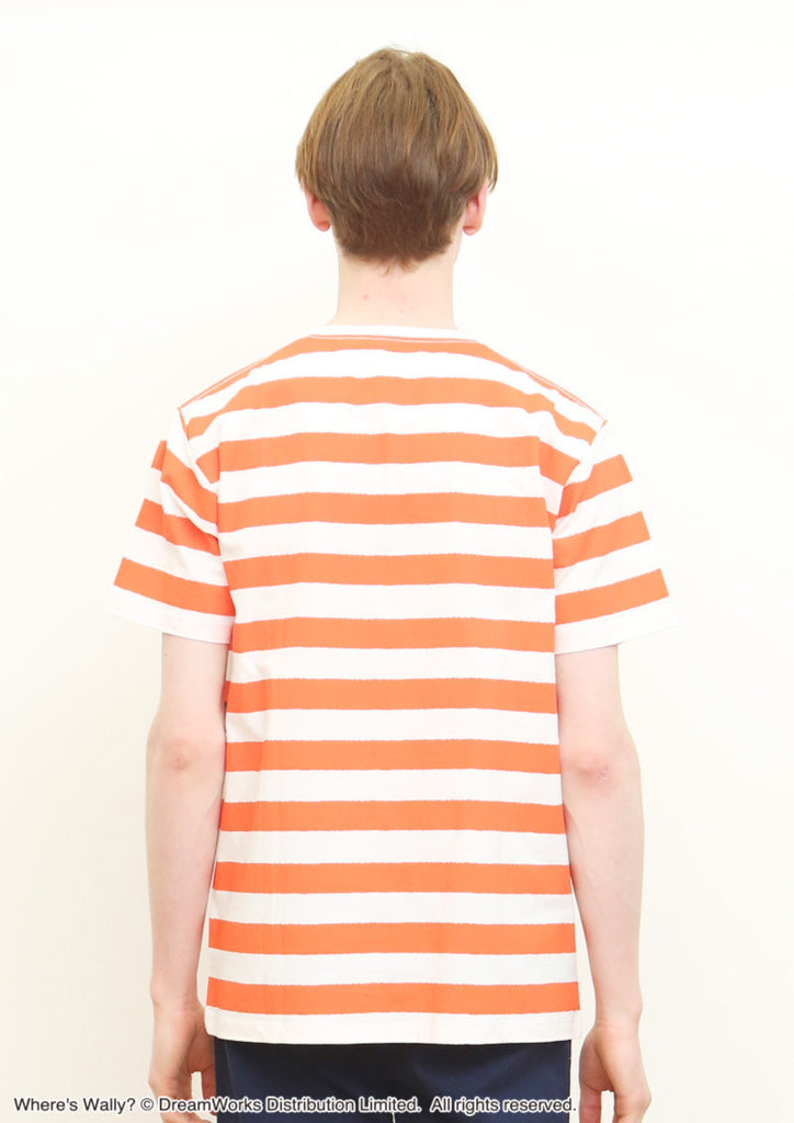 I am Wally (Wheres Wally Short Sleeve Tee C)