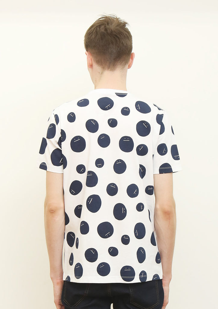 Multi Pattern Short Sleeve Tee C (BS Dot)