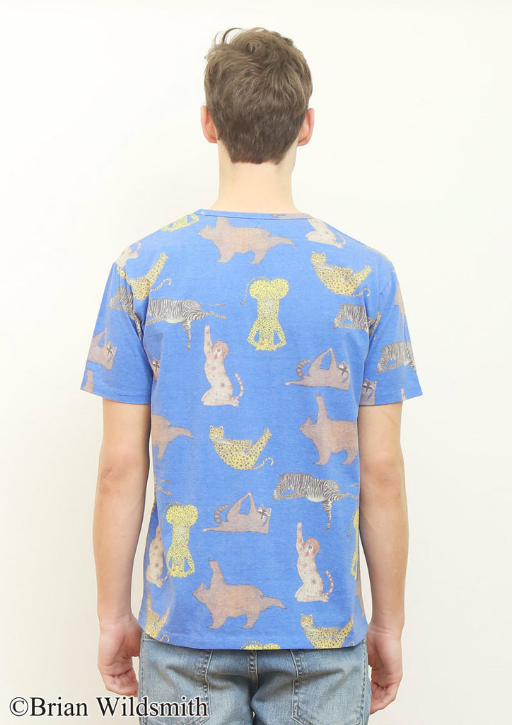 Animal Pattern (Brian Wildsmith Short Sleeve Tee A)