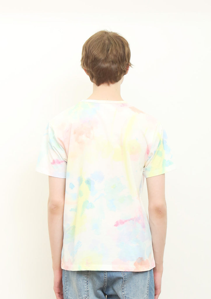 Soft Multi Pattern Short Sleeve Tee (Warm Day)