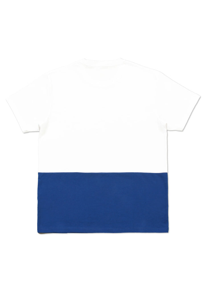 Panel Short Sleeve Tee (Take a Break from Surfing)